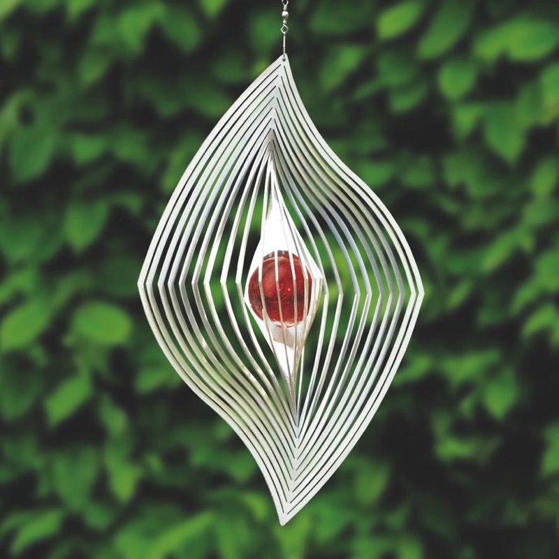 gabrieles toepferfstudio windspiel swinging flag kugel 35 mm 150x228mm. Black Bedroom Furniture Sets. Home Design Ideas