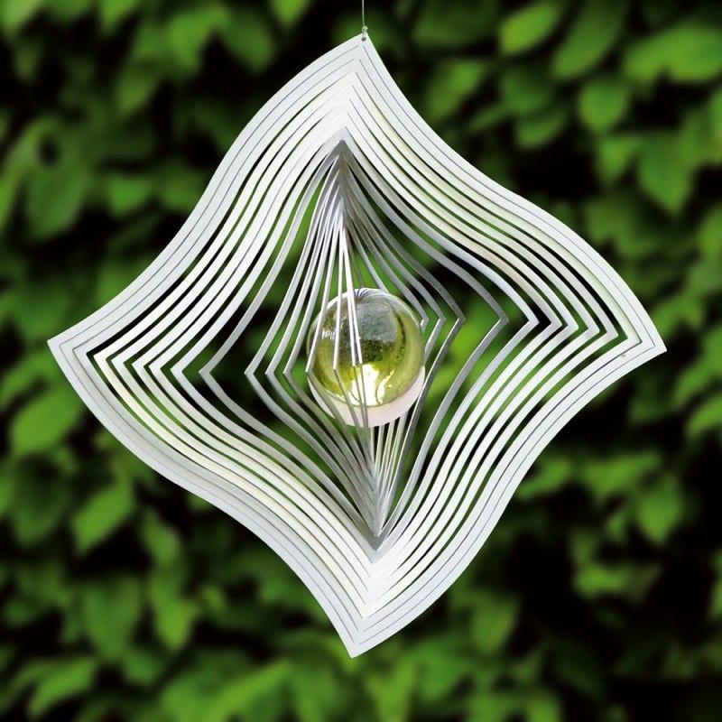 gabrieles toepferfstudio windspiel windfahne kugel 70 mm 295 mm. Black Bedroom Furniture Sets. Home Design Ideas